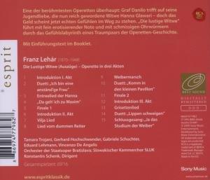 Esprit/Lehar: Die lustige Witwe (Highlights)