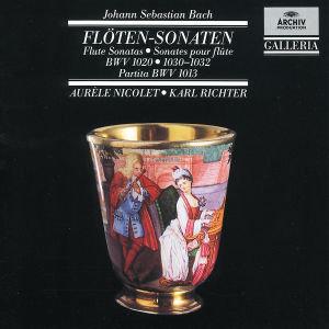 FLÖTENSONATEN BWV 1020,1030-32