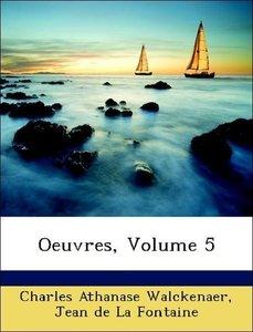 Oeuvres, Volume 5