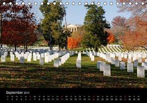 Enders, B: Washington D.C. (Tischkalender 2015 DIN A5 quer)