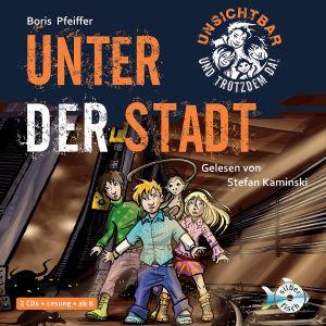 B.Pfeiffer: Unsichtbar U.Trotzdem Da-Unter..Bd.2