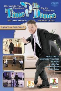 Time To Dance-Basics & Specials DVD