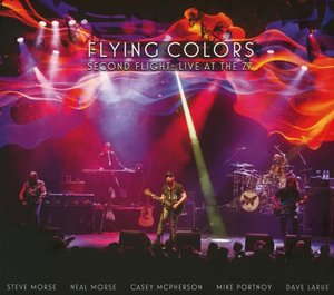 Second Flight: Live At The Z7 (2CD+DVD)