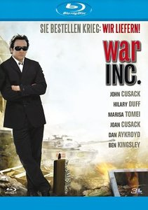 War Inc. - Sie bestellten Krieg: Wir liefern!