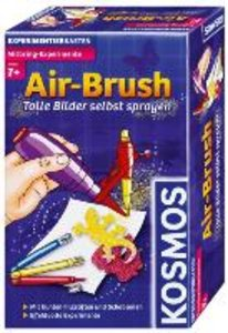 Mitbring-Experiment Airbrush