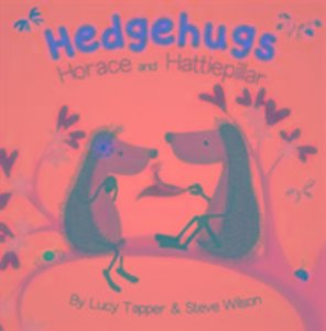 Horace and Hattiepillar