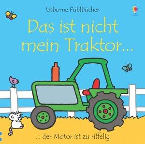 Das ist nicht mein Traktor...