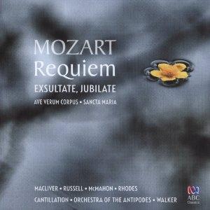 Requiem/ave Verum Corpus/exsultate,Jubilate/...