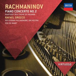 Klavierkonzert 2,Rhapsody Auf Ein Paganinithe