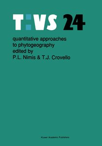Quantitative approaches to phytogeography
