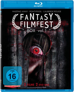 Phantastische Film Box (Blu-ray)