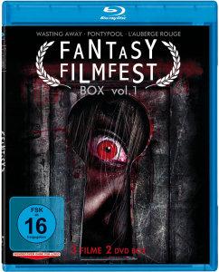 Phantastische Film Box (Blu-ray)