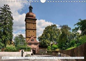 Dinkelsbühl - Ansichtssache (Wandkalender 2017 DIN A4 quer)