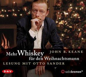 Mehr Whiskey für den Weihnachtsmann