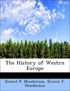 The History of Westrn Europe