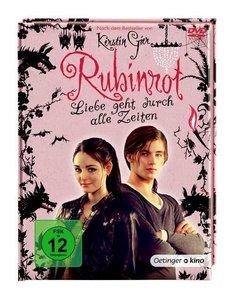 Rubinrot - Liebe geht durch alle Zeiten 01 (DVD)