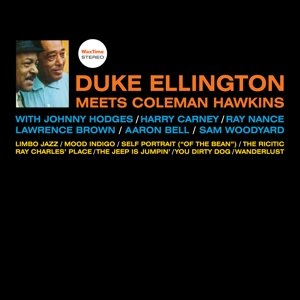 Meets Coleman Hawkins+1 Bonus Track