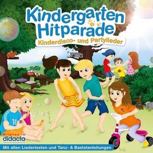 Die Kindergarten Hitparade - 02: Kinderdiscolieder