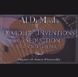 Diabolic Invetions And Seduction For Solo Guitar