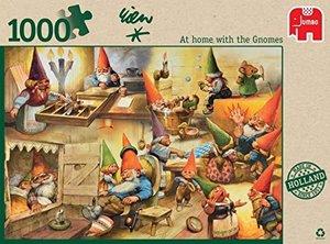 Zuhause mit den Heinzelmännchen - 1000 Teile