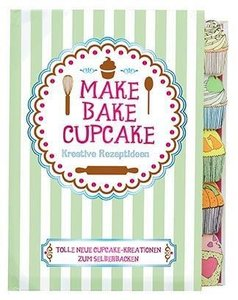 Make, Bake, Cupcake