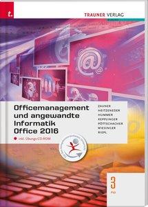 Officemanagement und angewandte Informatik 3 FW Office 2013 inkl