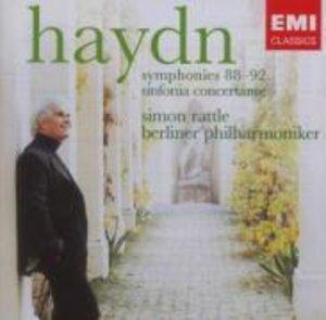 Sinfonien 88-92