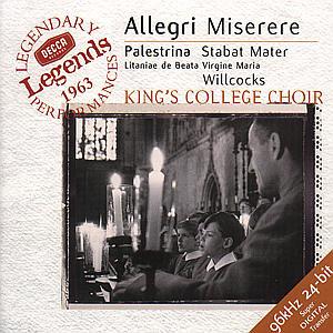 Miserere/Stabat Mater
