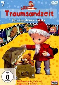 7/Traumsandzeit,Der Sandmann Ist Da