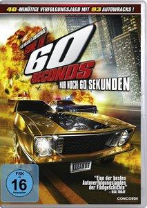 Gone in 60 Seconds-Nur noch 60 Sekunden (DVD)
