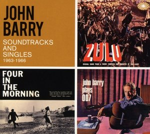 John Barry: Soundtracks & Singles