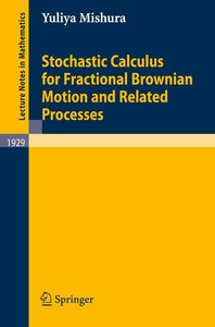 Stochastic Calculus for Fractional Brownian Motion and Related P