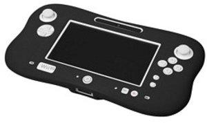 Grip & Guard Gamepad Schutzfolie für Nintendo WiiU