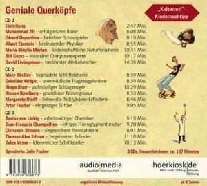Geniale Querköpfe - Träumer, Schulschwänzer und Genies
