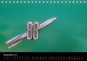 Cuba Cars (CH-Version) (Tischkalender 2016 DIN A5 quer)