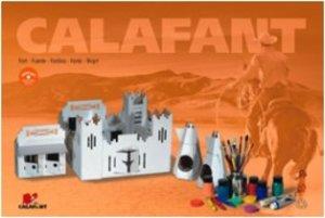 Calafant D2507X - Western-Fort Eagle Rock, Bastelset, LEVEL 3, 3