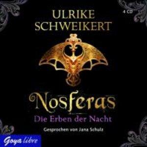 Die Erben der Nacht - Nosferas, 4 Audio-CDs