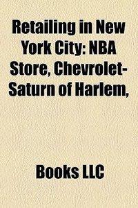 Retailing in New York City