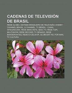 Cadenas de televisión de Brasil