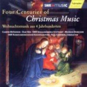4 Jahrhunderte Weihnachtsmusik