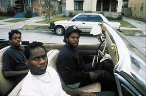 Boyz n the Hood - Jungs im Viertel