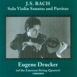 J.S.Bach-Solo Violin Sonatas & Partitas