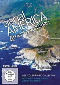 Aerial America - Amerika von oben: Westcoast Pacific Collection