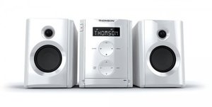 Thomson Kompaktanlage MIC101 Kompaktanlage (CD/MP3-Player, PLL-R