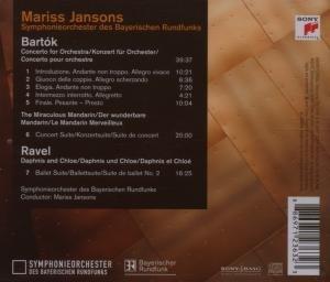 Konz.f.Orch./Wunderb.Mandarin/Daphnis+Chloe Sui2
