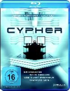 Cypher-Blu-ray Disc