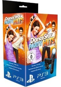 DanceStar - Party Hits - PlayStation Move Starter-Pack