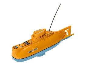 Revell Control 24118 - RC U-Boot Swordfish II, Länge ca. 14,5 cm