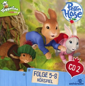 Peter Hase-CD 2