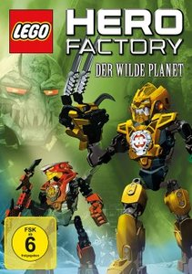 LEGO Hero Factory: Der wilde Planet
